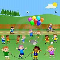 il gioco dei bambini