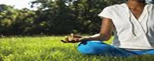 benessere con la meditazione