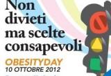 Obesity Day 10 ottobre 2012